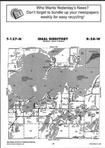 Map Image 032, Crow Wing County 2001 Published by Farm and Home Publishers, LTD